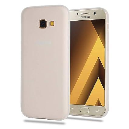 CoqueCase Funda para Samsung Galaxy A5 2017 Silicona Suave ...