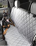 Dog Seat Cover for Cars with Nonslip Backing