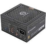 Thermaltake Power Supply PS-TTP-0600NNFAGU-1 600W 80+ Gold Non-Modular SI Only Bulk Pack