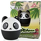 My Audio Pet Mini Bluetooth Animal Wireless Speaker with TRUE WIRELESS STEREO TECHNOLOGY – Pair with another TWS Pet for Powerful Rich Room-filling Sound – (PANDAmonium)
