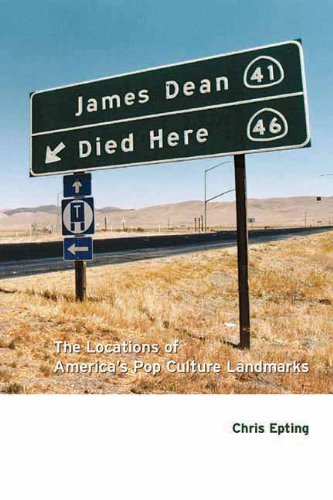 james dean died here - 1