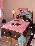 Carstens English Girls Bedding Set, Full