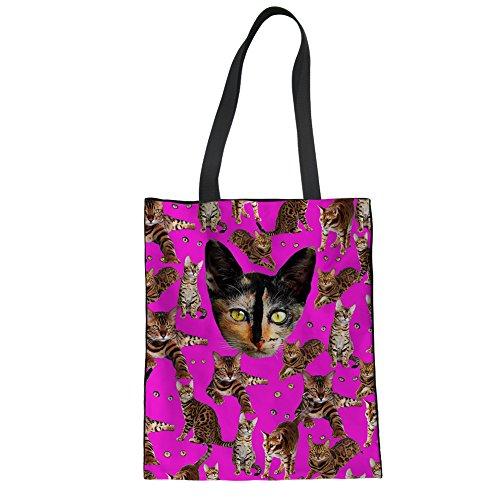 Travel Shopping Bags Bag Tote 7 Advocator Print Stylish Teacher Handbag Women Color Tote Lightweight for S5T8Uq