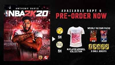 Amazon.com: NBA 2K20 - Xbox One: Take 2 Interactive: Video