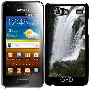 Funda para Samsung Galaxy S Advance (i9070) - Pequeña Cascada Nueva Zelanda 2 by Cadellin