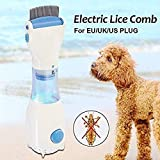 Electric Capture Pet Filter Lice Treatment