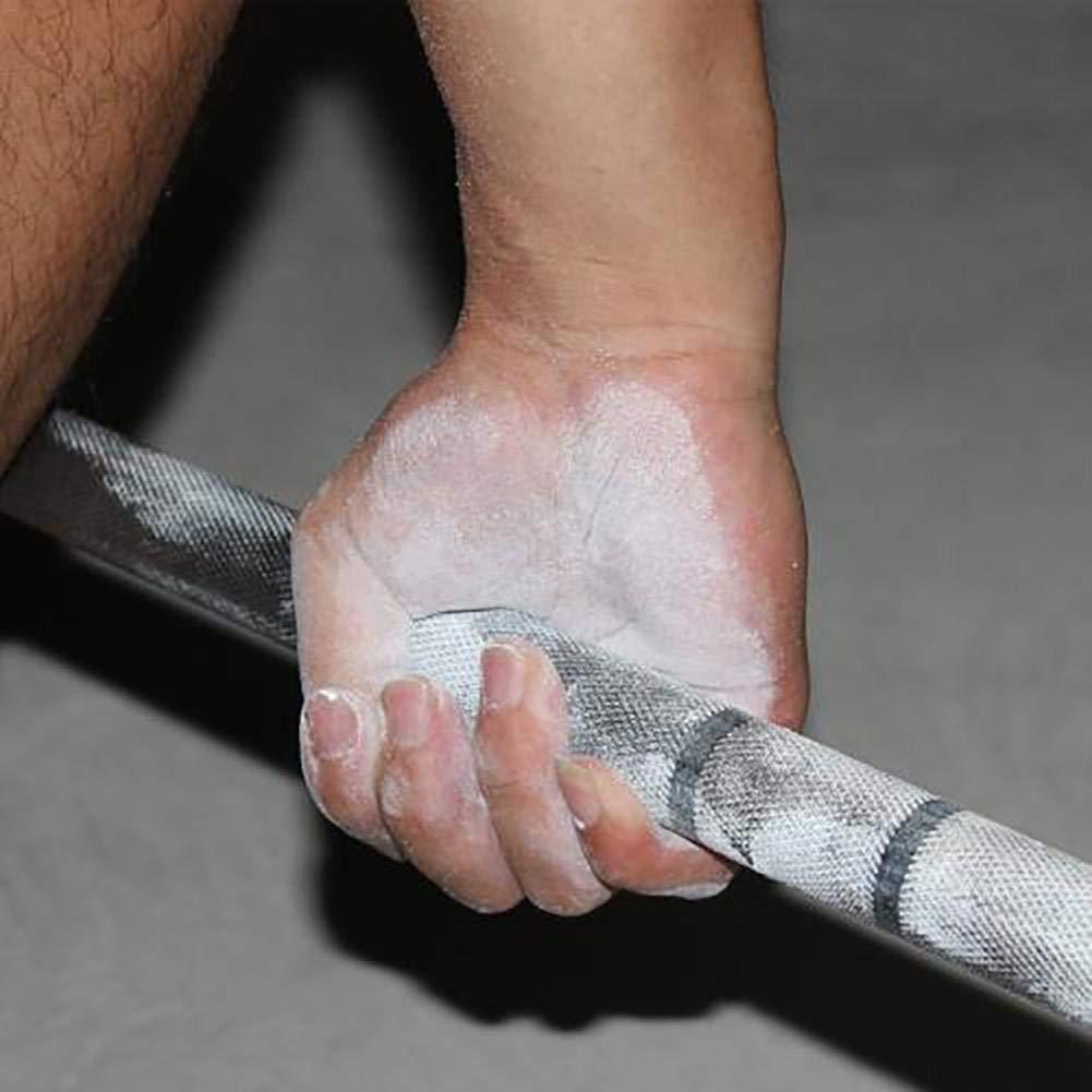 ... Gym Chalk Sports Bloque, Levantamiento Tiza, Escalada Tiza para Levantamiento de Peso, Escalada, Rusa y Gimnasia, 3: Amazon.es: Deportes y aire libre
