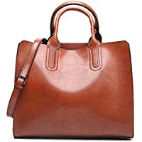 Womens Handbags Leather Purse Shoulder Bags Tote Bags Ladies Designer Satchel Bags Top Handle Bags For Women