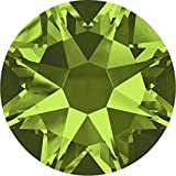 2000, 2058 & 2088 Swarovski Nail Art Gems Olivine | SS16 (3.9mm) - Pack of 1440 (Wholesale) | Small & Wholesale Packs | Free Delivery