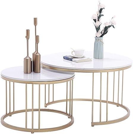 Table Basse Salon Combinaison De Table Basse Blanche De Marbre