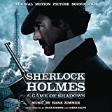 Sherlock Holmes: A Game Of Shadows ( Original Motion Picture Soundtrack)