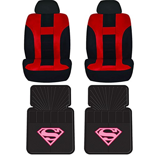car seat cover supergirl - 6