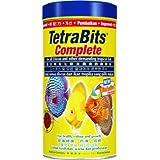 TetraBits Complete Fish Food for Aquariums, 300ml/93g