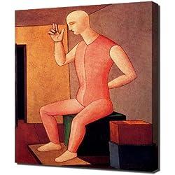 Carlo Carra - 51 - Canvas Art Print Reproduction