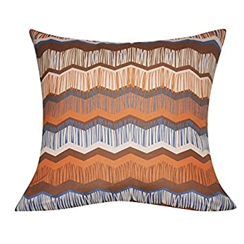 Loom And Mill P40A40P Chevron Decorative Pillow 40Inch Extraordinary Loom And Mill Decorative Pillows