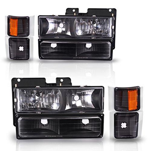 97 chevy silverado 1500 lights - 5