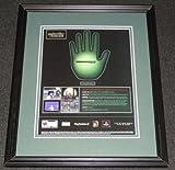 Syphon Filter 2004 PS2 11x14 Framed ORIGINAL Vintage Advertisement