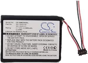 CS-GME500SL Batería 600mAh Compatible con [Garmin] 010-01626-02 ...