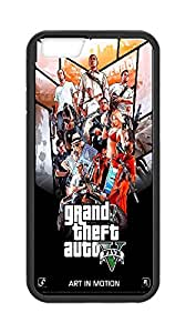 GTA cases for iPod touch5,iPod touch5 phone case,Customize case for iPod touch5 By PDDSN.