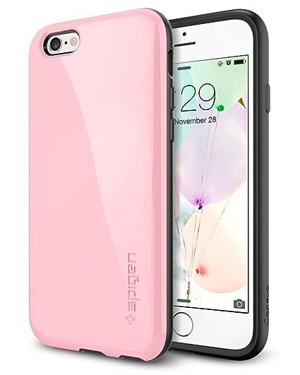 iphone 6 case spigen pink