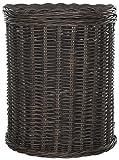 Safavieh Home Collection Manzu Brown Hamper