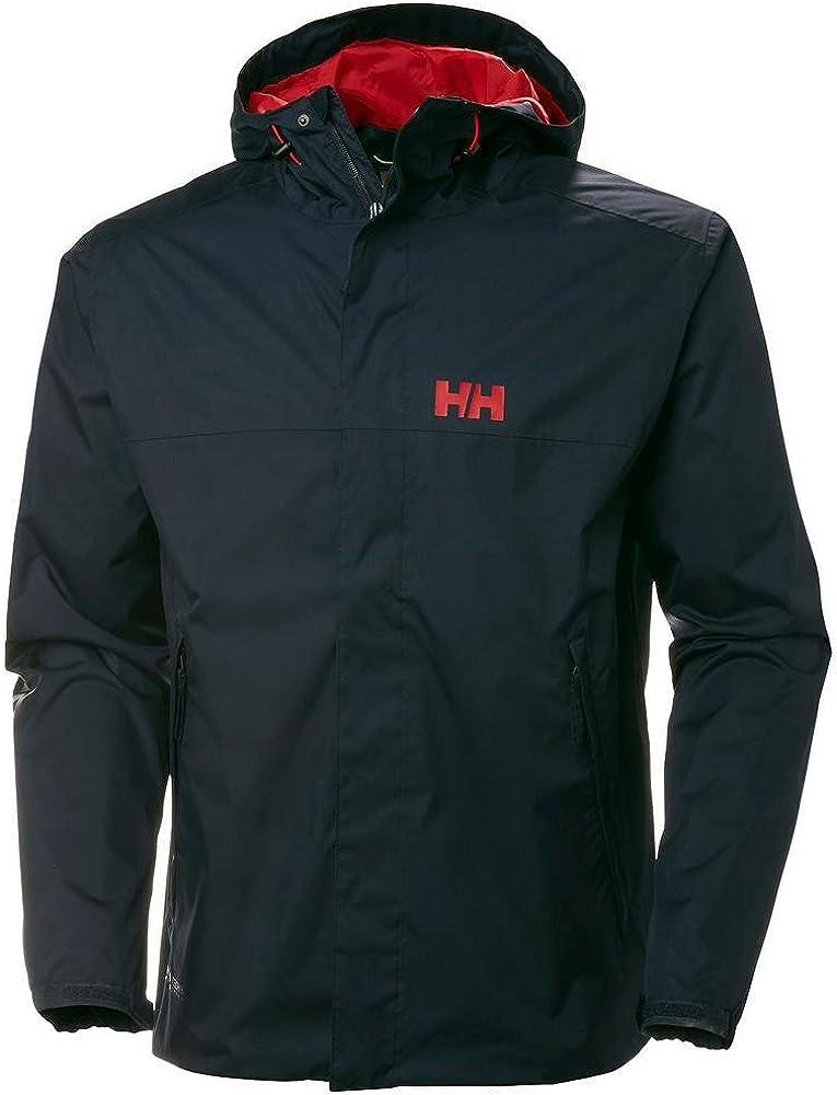 Helly Hansen 64032 Giacca Impermeabile Unisex Adulto