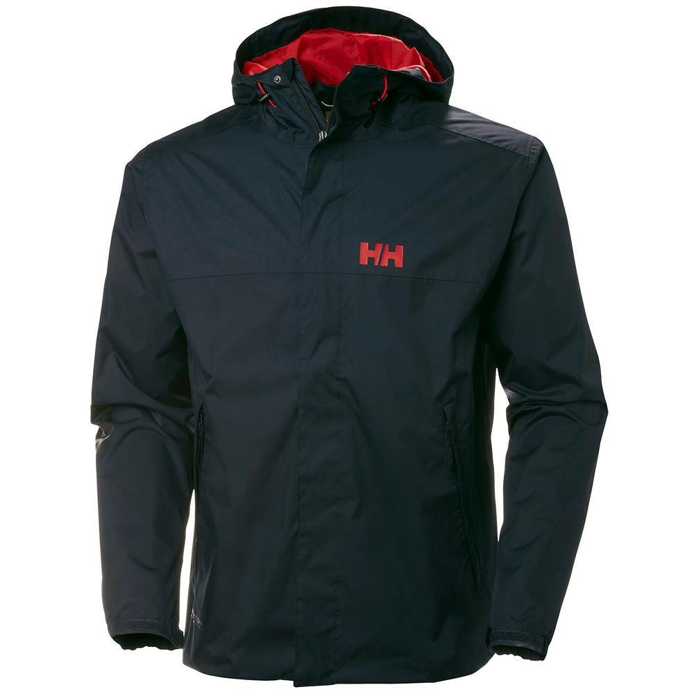 Helly Hansen 64032, Chaqueta Impermeable Unisex Adulto