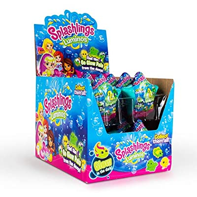 Splashlings Luminos Two Pack Shell - Collector's Shell Contains 2 Figurines: Toys & Games