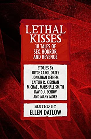 book cover of Lethal Kisses: 18 Tales of Sex, Horror, and Revenge