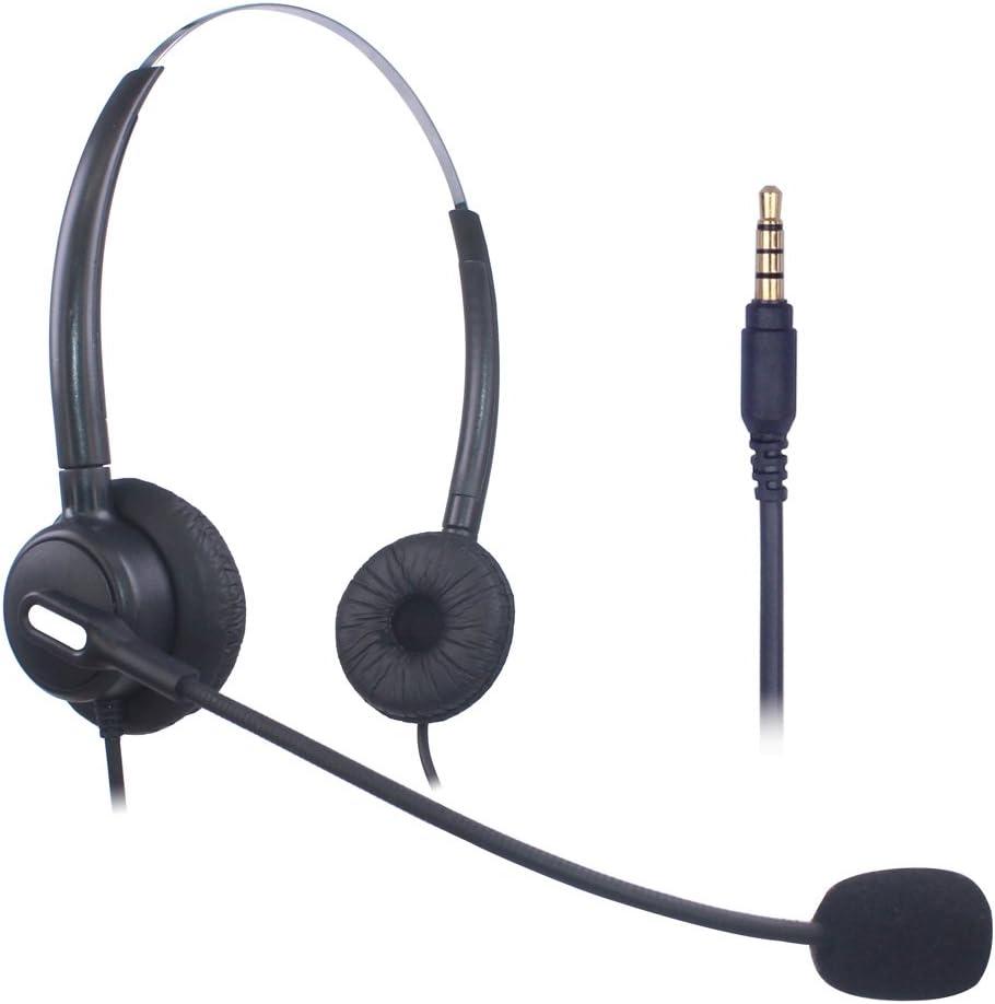 Xintronics Auriculares Teléfono Móvil Dual, Cancelación de Ruido ...