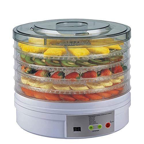 Food Dehydrator with Temperature Controller Vegetable for sale  Delivered anywhere in USA