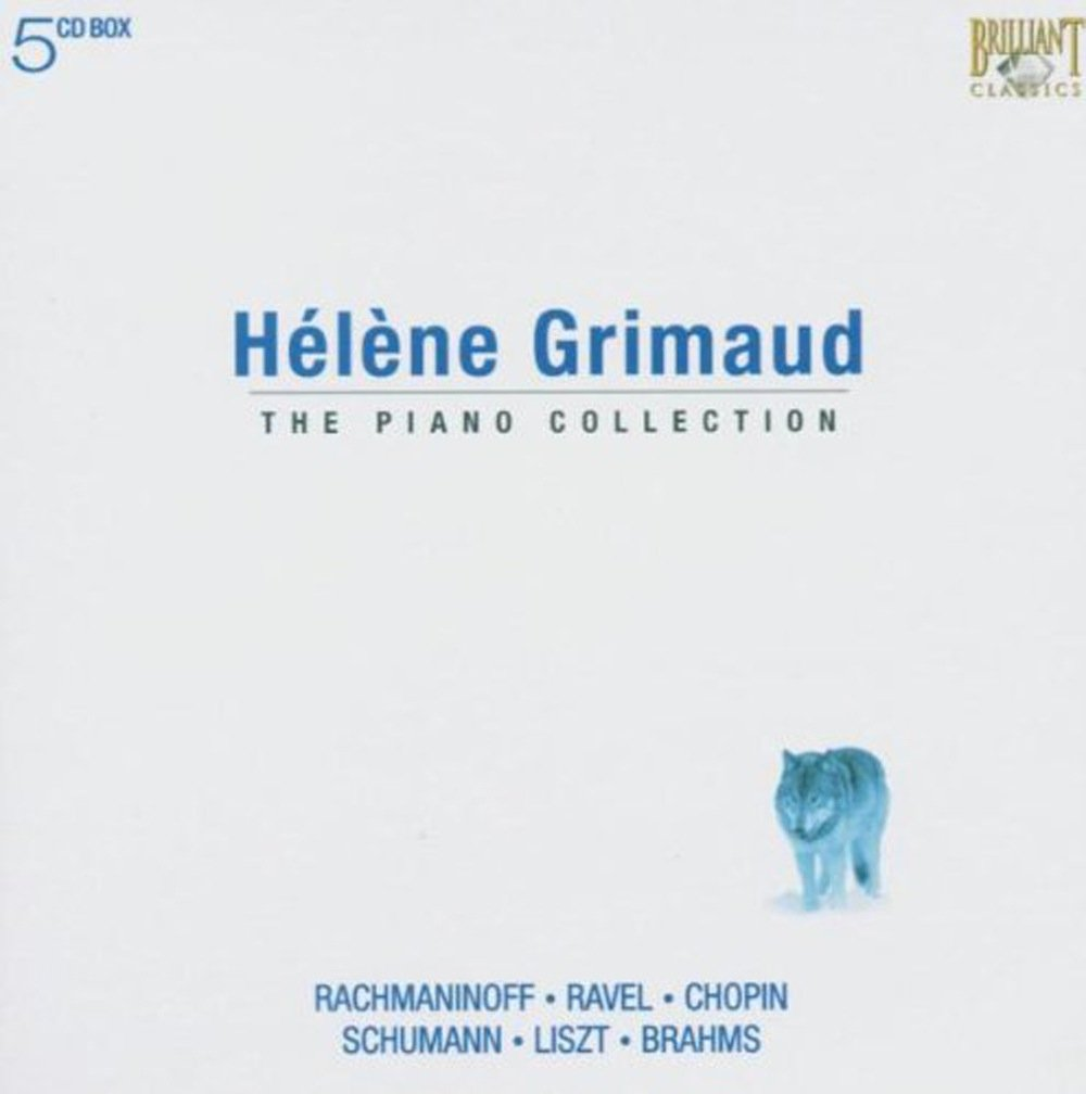 Grimaud: The Piano Collection