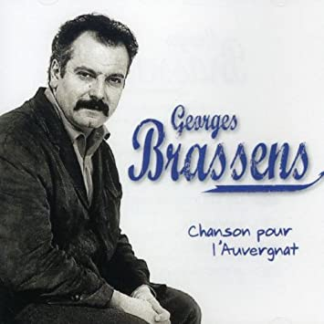 georges brassens chanson pour lauvergnat