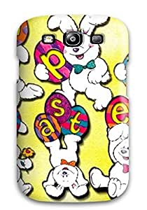 ClaudiaDay JssGMzV8065NOTPk Protective Case For Galaxy S3(happy Easter)
