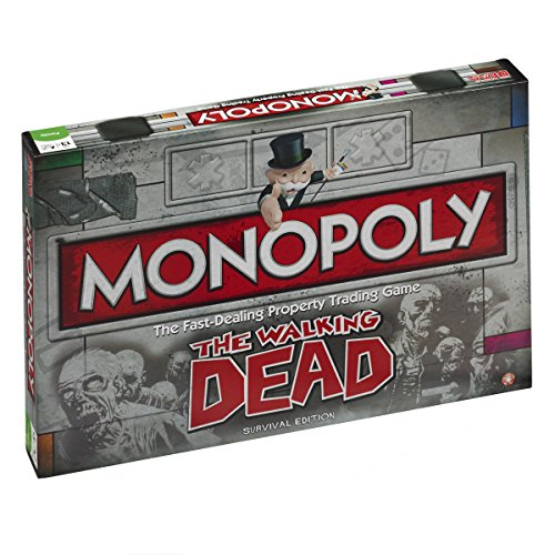 Hasbro Monopoly The Walking Dead