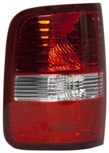 (OE Replacement Ford F-150 Driver Side Taillight Assembly (Partslink Number FO2800182))