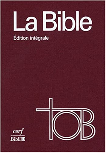 EN TOB AUDIO BIBLE LA TÉLÉCHARGER