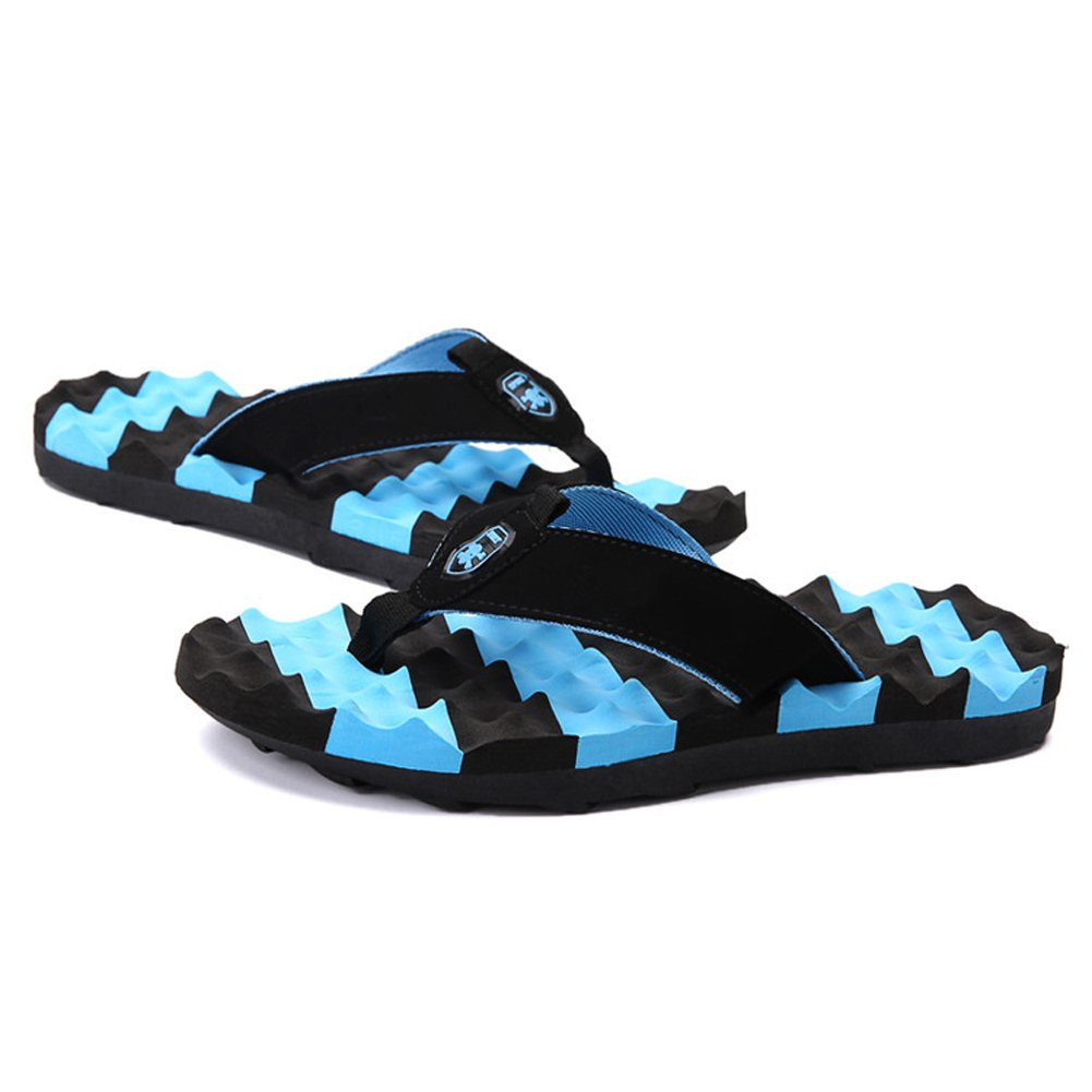 cf8175a85a2a72 Lalago Men   Women s Summer Flip Flops Massage Sandals