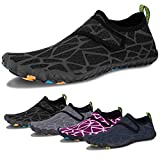 Water Shoes for Men and Women Barefoot Quick-Dry Aqua Sock Outdoor Athletic Sport