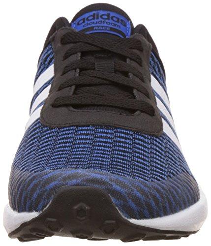 Uomo Nero Blu Fitness negbas Ftwbla Race Da Scarpe Cf Adidas qSRZHH