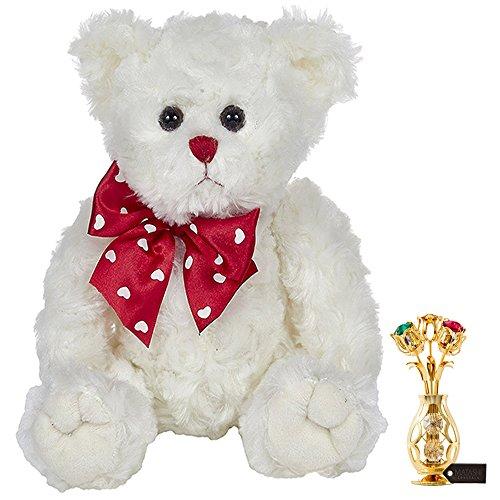 Gold Plated Teddy Bear - Matashi Bearington Lil' Lovable 11