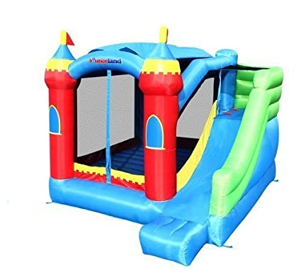 Peachy Royal Palace Inflatable Bounce House W Slide Bouncer Interior Design Ideas Gentotryabchikinfo