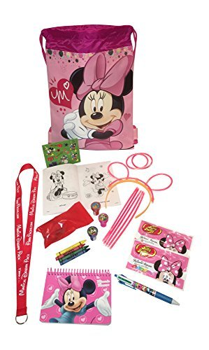 Vacation Mouse (Magical Adventure Park Packs Disney World with Offical Autograph Character Book and Accessories Minnie Mouse)