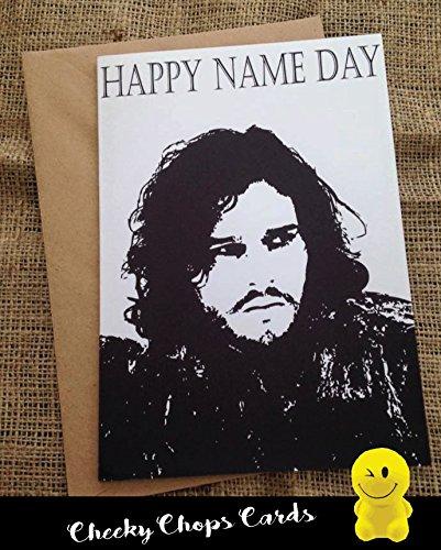 Funny Rude Cheeky pica tarjetas - Cumpleaños/juego de tronos ...