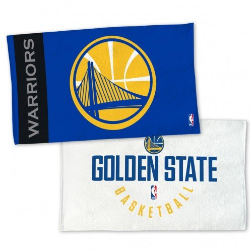 (WinCraft GOLDEN STATE WARRIORS FULL COLOR LOCKER ROOM TOWEL WITH BACK IMPRINT)