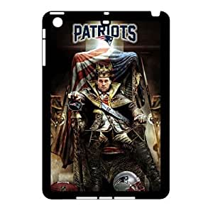 Personalized Tom Brady Ipad Mini Phone Case, Tom Brady Custom Durable Back Phone Case for iPad Mini at Lzzcase