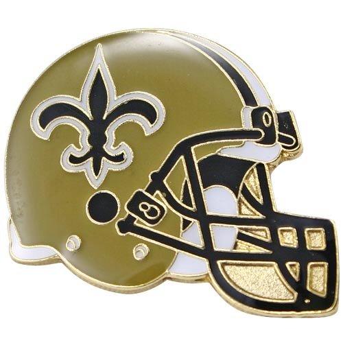 NFL New Orleans Saints Helmet - Pins Collectible Nfl