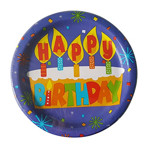 Buy birthday party plates and napkins