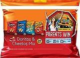 #3: Frito-Lay Doritos & Cheetos Mix Variety Pack, 20 Count