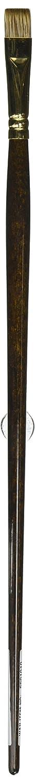 Size 10 Winsor /& Newton Monarch Bright Long Handle Brush